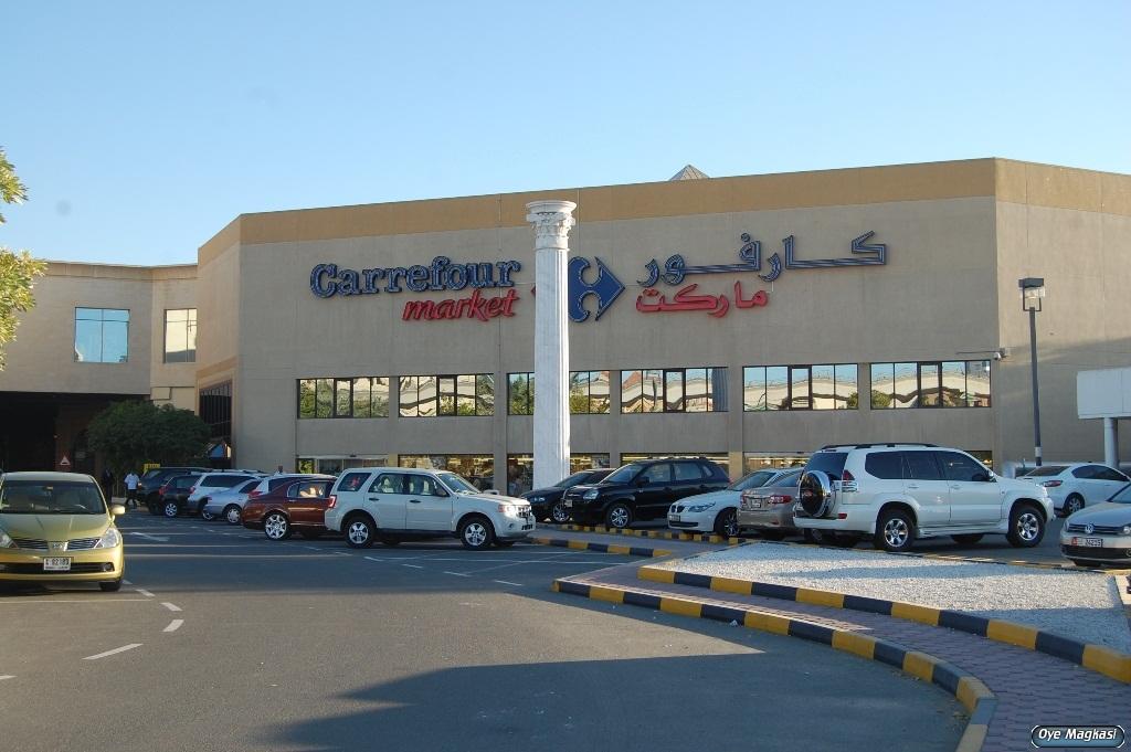 Carrefour Market Wafi Mall Dubai United Arab Emirates Dinodxbdino