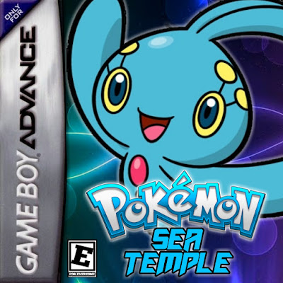 Pokemon Sea Temple GBA ROM Download
