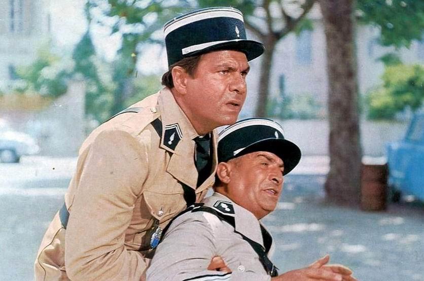 Le Gendarme De Saint Tropez
