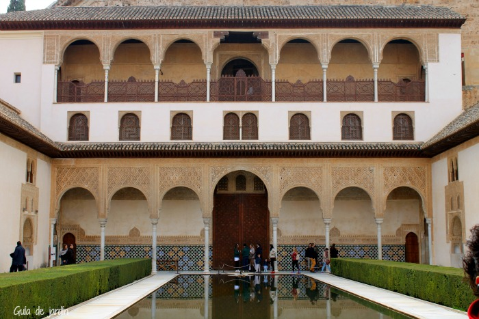 Patio de Arrayanes