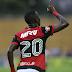 Vinícius Júnior volta a marcar pelo Flamengo