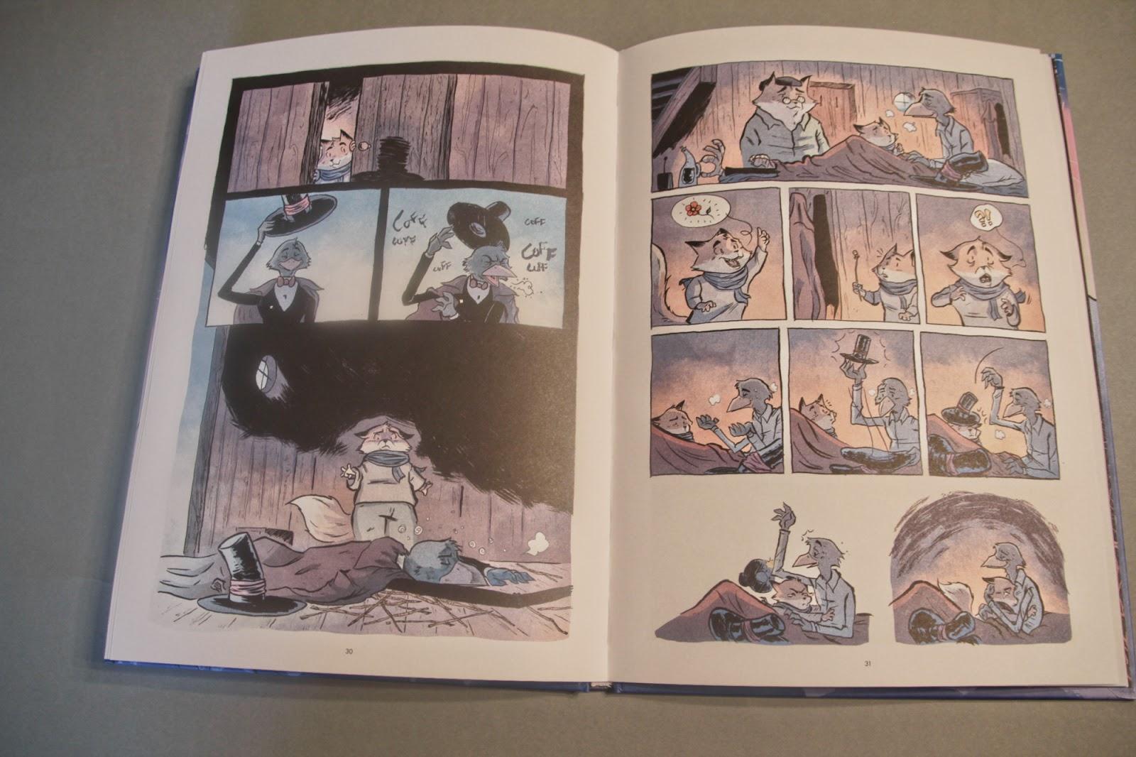 """komiks """"Płatki"""" Cris Peter, Gustavo Borges, timof"""