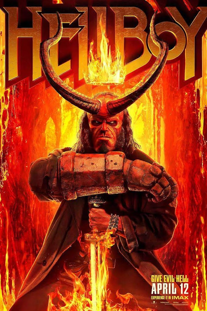 Movie: Hellboy (2019) [HC-HDRip]