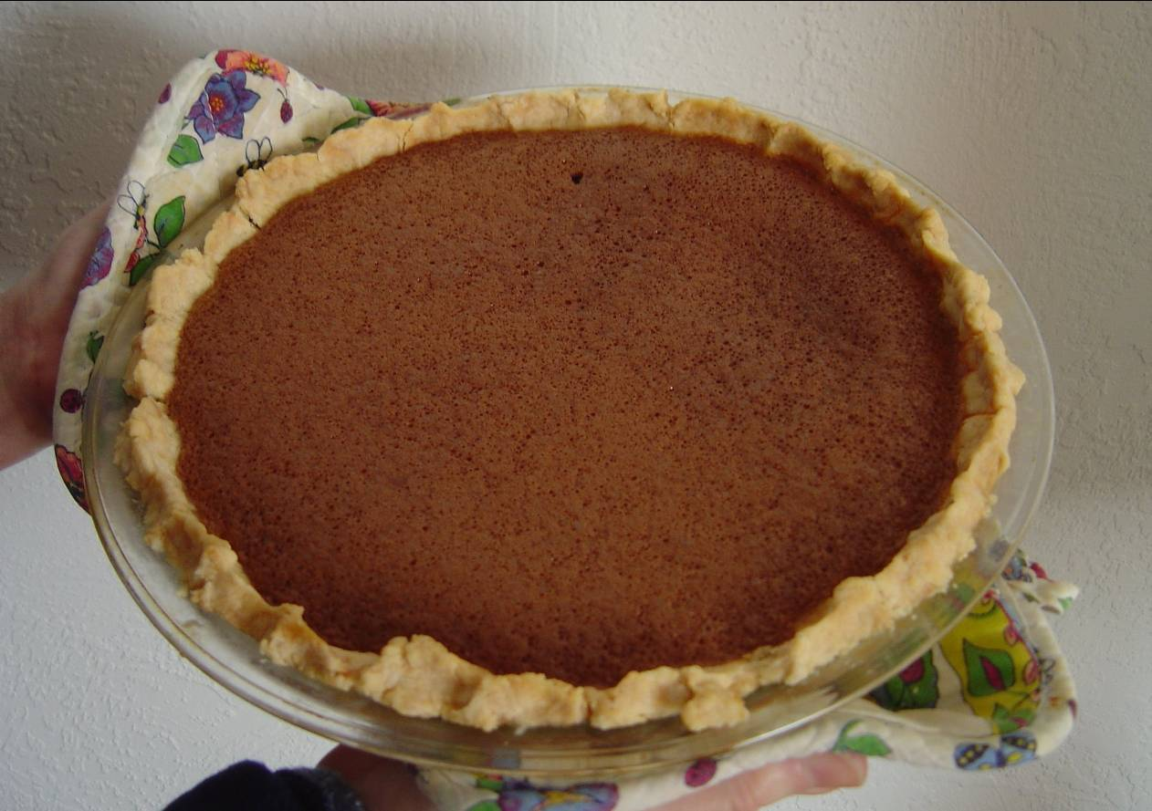 My Tahitian Brownie Pie Image