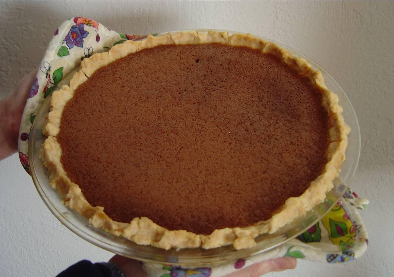 My Tahitian Brownie Pie Image