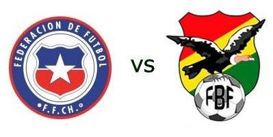Alineaciones Chile vs Bolivia,11 de Junio de 2013