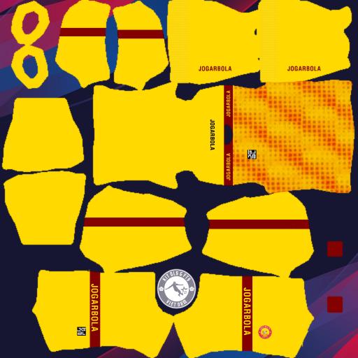 Kits Thanh Hóa Football Club 2019 - 2020 Dream League Soccer 2021