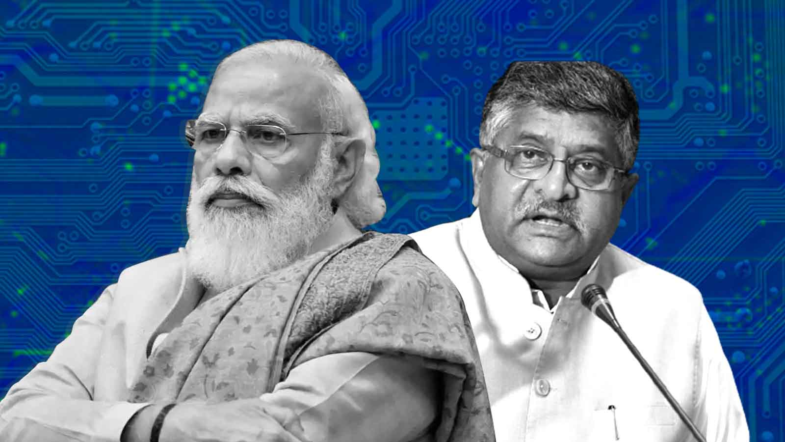 Semiconductor to be built in India - Government of India is trying to lure chip manufacturers