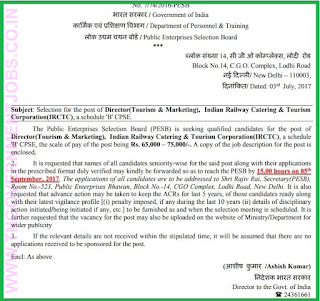 irctc-recruitment-of-director-post-www.tngovernmentjobs.co.in