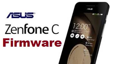 Firmware Asus Zenfone C ZC451CG Terbaru