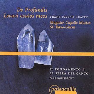Frans Joseph Krafft – De Profundis, Levavi oculos meos