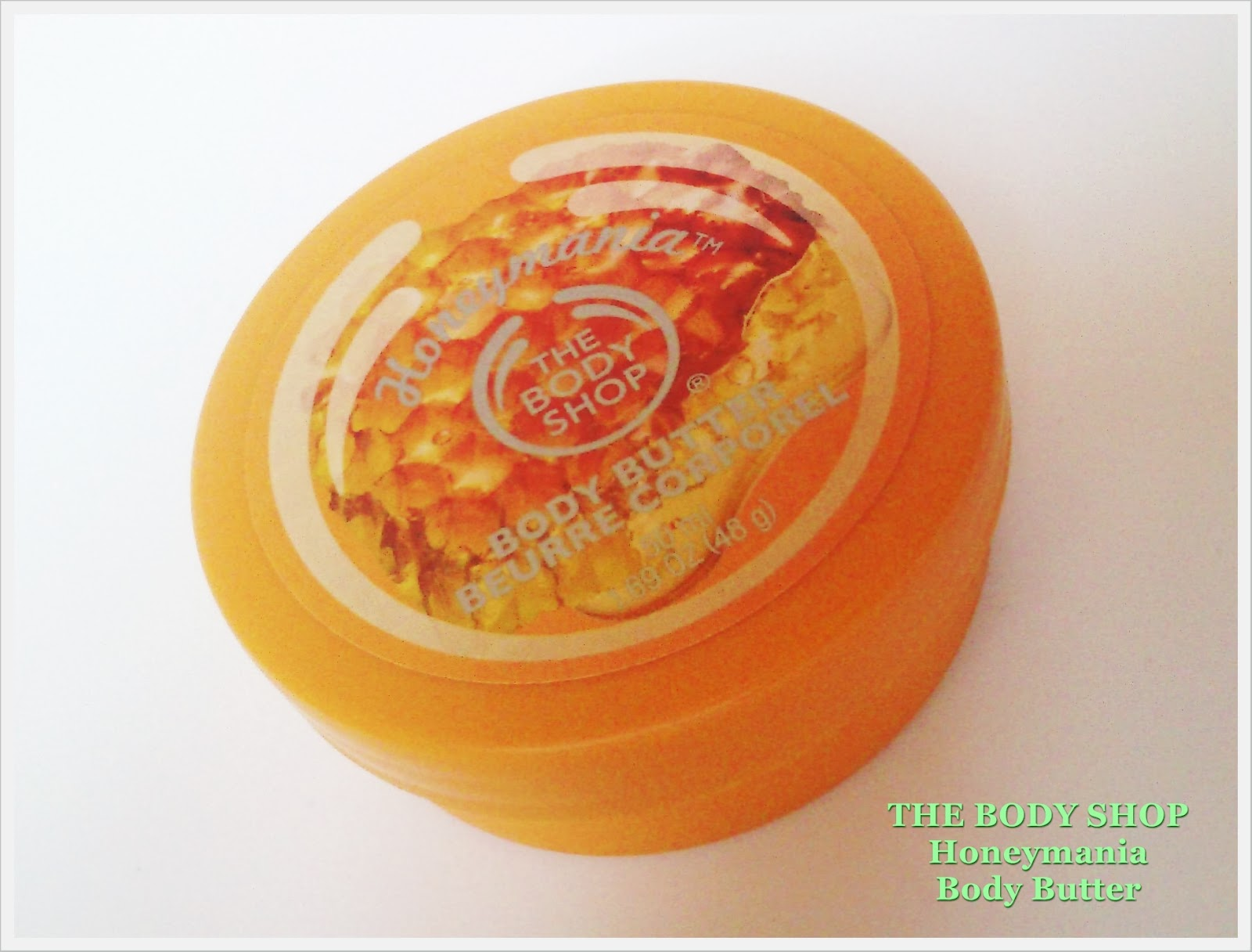 Honeymania z The Body Shop