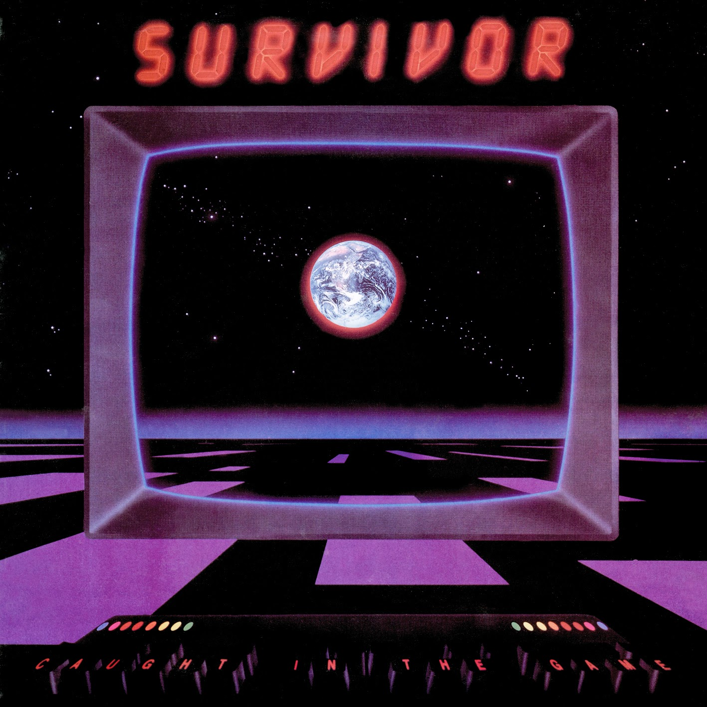 Survivor Caught in the game 1983 aor melodic rock
