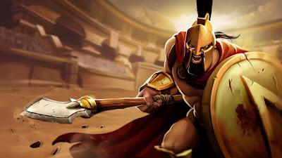 تحميل لعبة Gladiator Glory مهكرة للأندرويد آخر إصدار