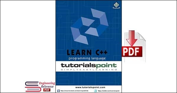 Download Learn C++ Programming Language by TutorialsPoint PDF