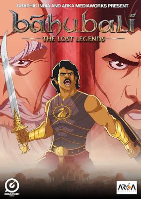 Baahubali The Lost Legends S01 Hindi Complete WEB Series 720p HDRip HEVC Esub