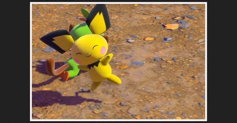Photodex of the Park in New Pokémon Snap