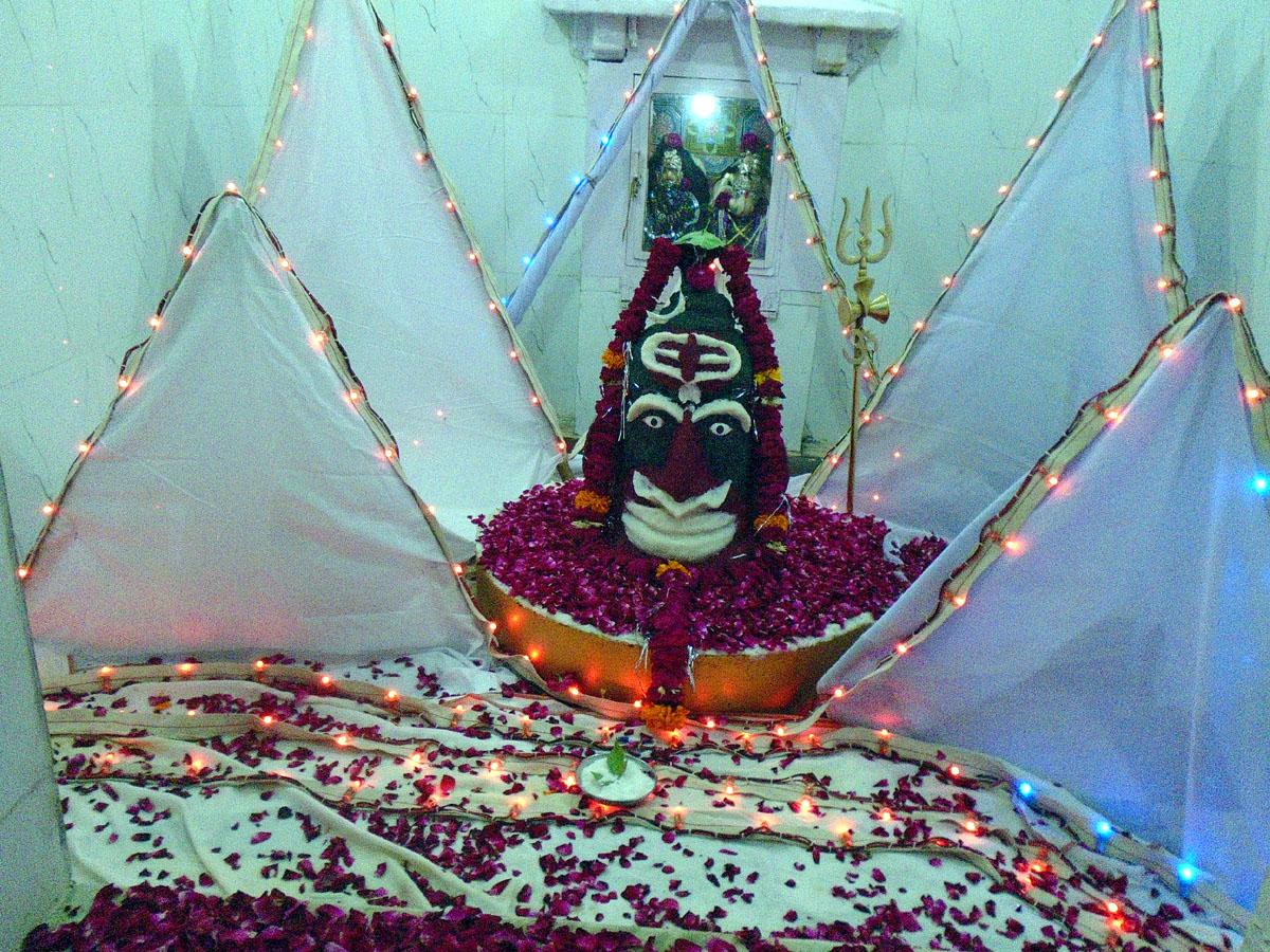 छोटा तालाब स्थित मनकामेश्वर महादेव मंदिर श्रावण सोमवार- mankamneshwar mahadev mandir jhabua