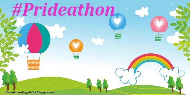 a #prideathon banner (DORA)