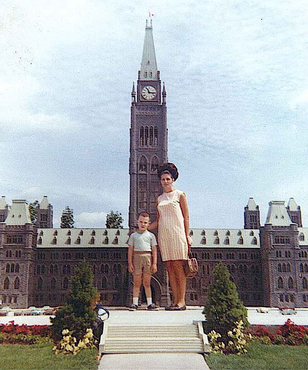 Niagara Falls 1967 Canadia