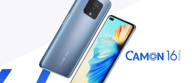 Tecno Camon 16 Premier Launched with Helio G90T Gaming Chipset