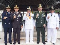 Dandim 0808/Blitar, Pimpin Ziarah Nasional Makam Bung Karno