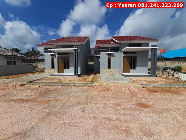 Rumah Dijual di Kendari,  Ada Carport & Sumur Bor, Lokasi Strategis, CP 081.241.223.269