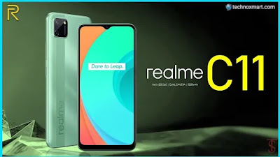 Realme C11 Launched In India With MediaTek Helio G35 SoC, 5000mAh Battery: Check Price, Specifications