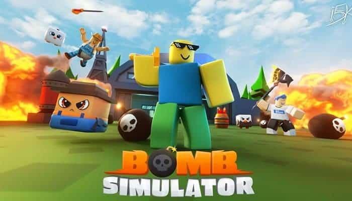 Bomb Simulator Codes, Roblox Bomb Simulator Codes