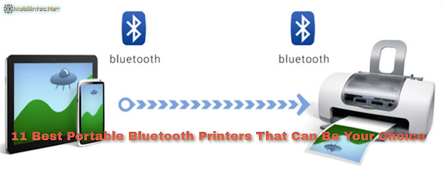 11 Best Portable Bluetooth Printers That Can Be Your Choice
