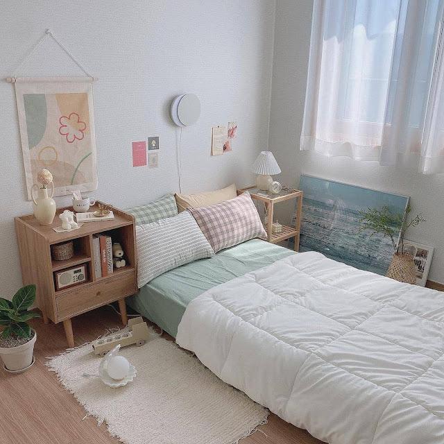 Contoh Gambar Kamar Tidur Remaja Kekinian Terbaru