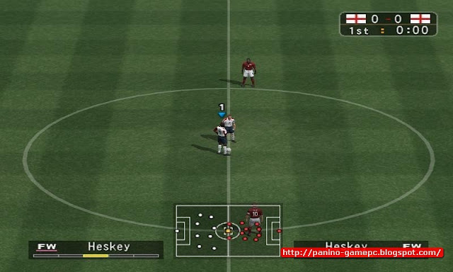 Pro Evolution Soccer 2003 Full Version (For PC) Free Download