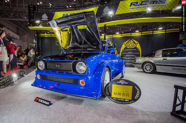 samochody po tuningu z silnikiem Wankla, RE Amemiya Super Chantez 13B NA, Tokyo Auto Salon