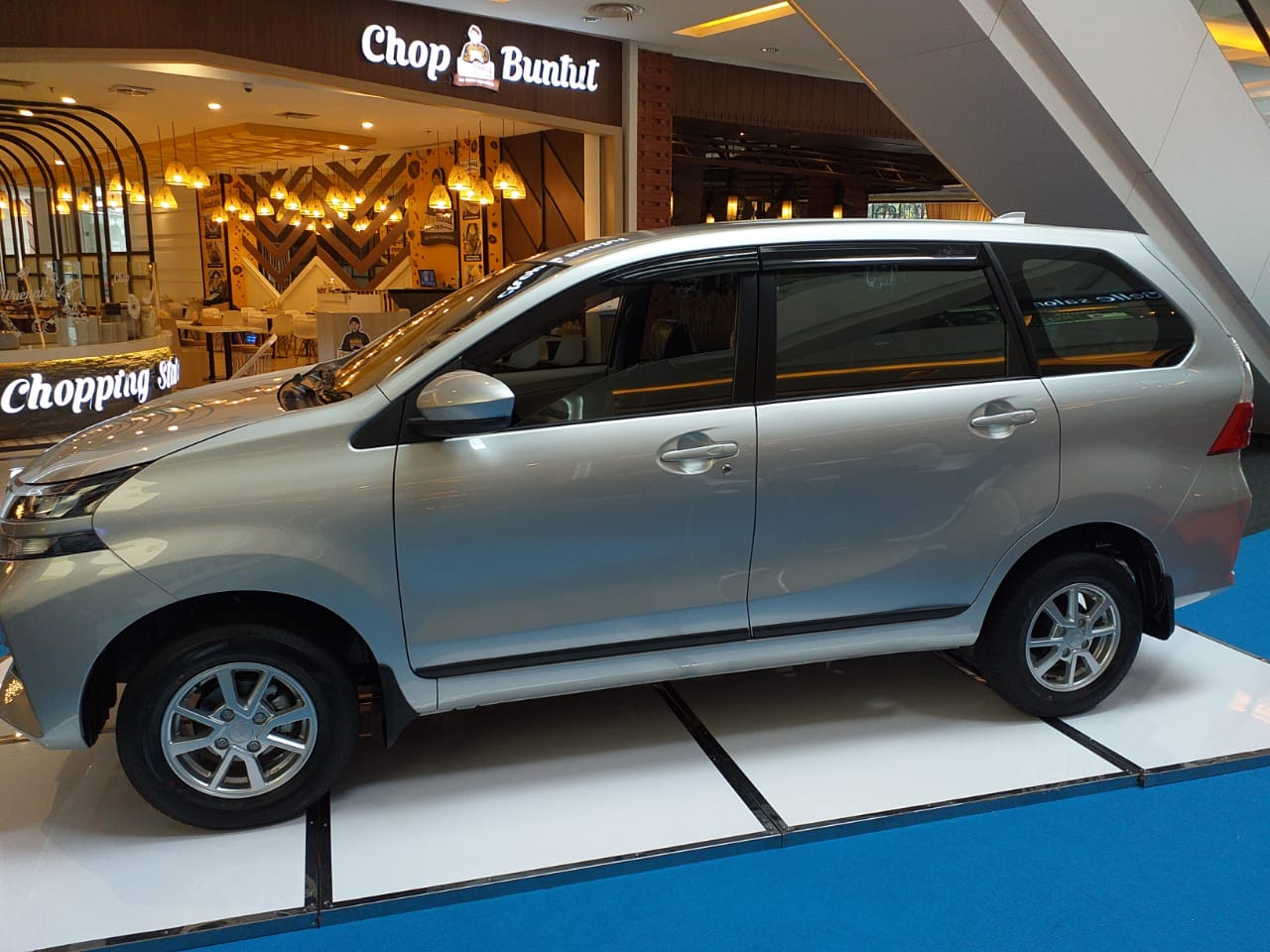 Grand New Avanza Vs Great Xenia The All Corolla Altis Harga Daihatsu Jakarta Bekasi Tangerang Depok Bogor