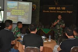 Korem 162/WB bersama Galena Rescue gelar Overland 4X4 Explore Bangkitkan Pariwisata Lombok