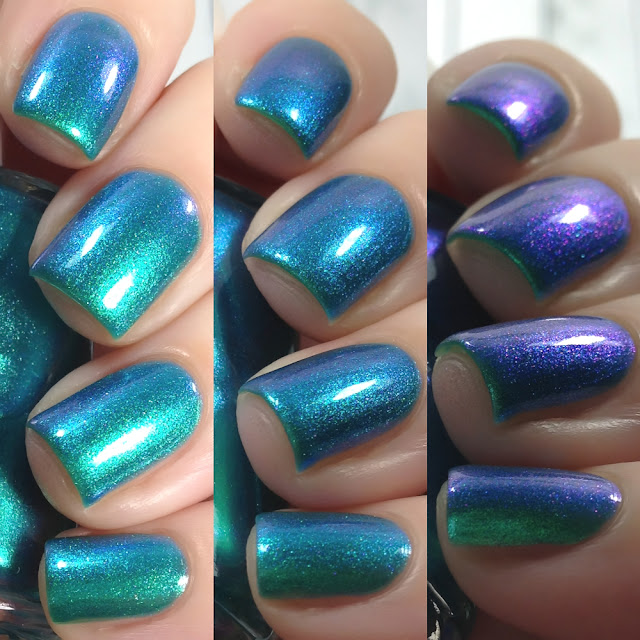 Great Lakes Lacquer-You Can't Knock Me Down