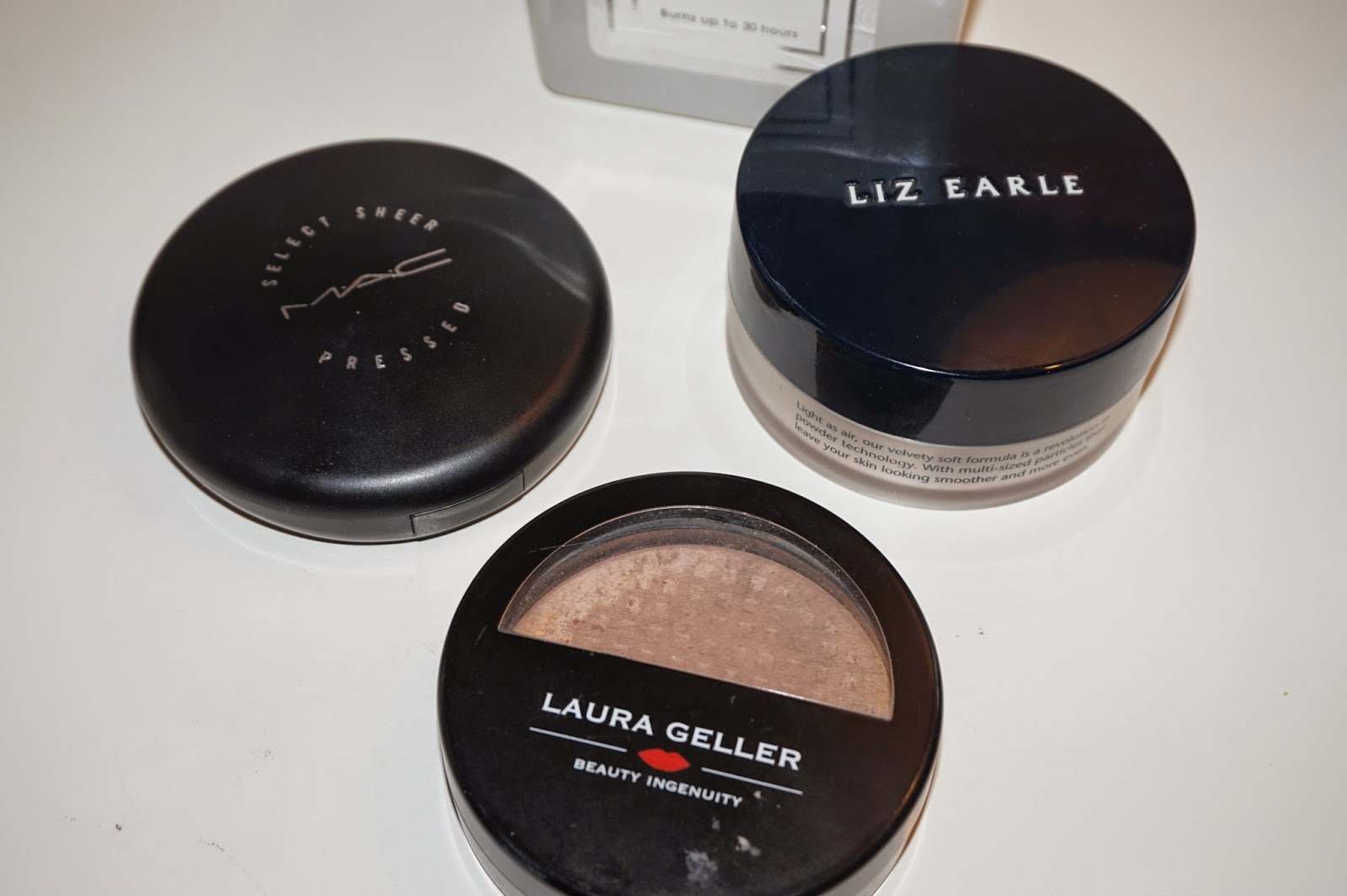 Mac, Liz Earle, Laura Geller