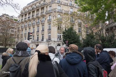 Visite Guidée Avenue Foch