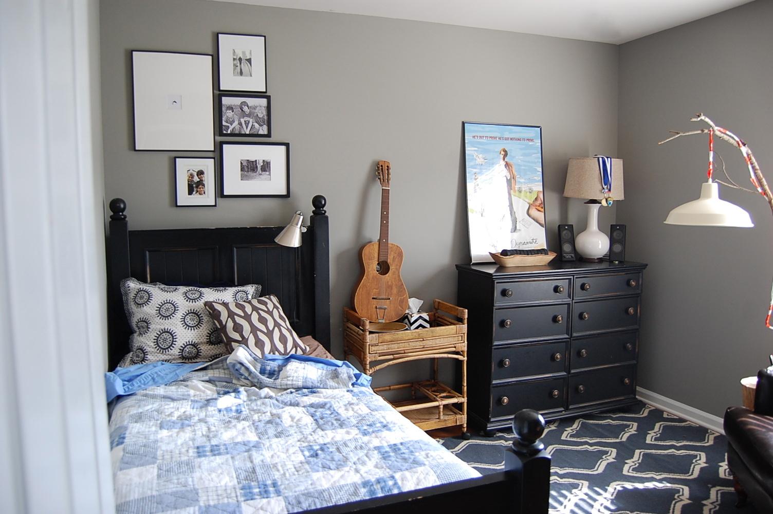 desain kamar tidur laki-laki dewasa | homkonsep