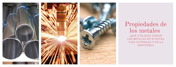 ▷ ¿Qué utilidad tienen los metales en nuestra vida cotidiana y en la industria? ⚡⚡⚡