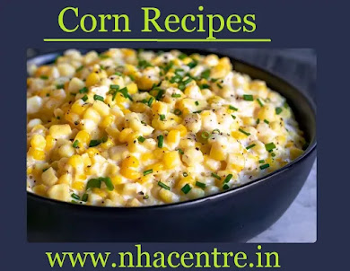 4 most Healthy Recipes on corn.