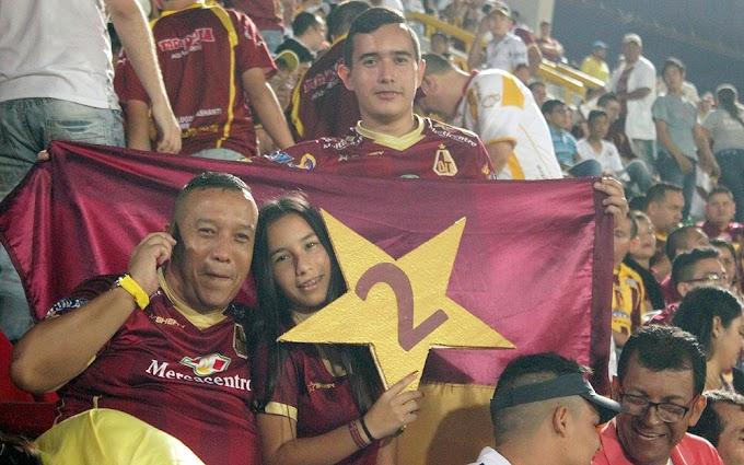 ¡Buena esa! DEPORTES TOLIMA dispuso de 'gancho' para el juego ante Unión Magdalena