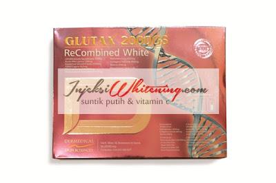 Glutax 2000GS Recombined White, Glutax 2000gs, Glutax 2000GS Injeksi, Suntik Putih Glutax 2000GS, Glutax 2000GS harga Murah, Jual Glutax 2000GS