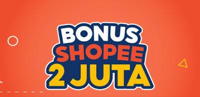 Dapat Hadiah Instal Shopee Sampai 2 juta Rupiah