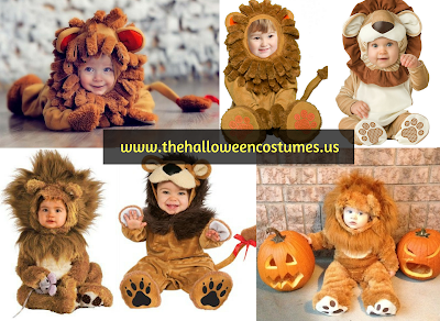 Baby Lion Halloween Costume in 2016