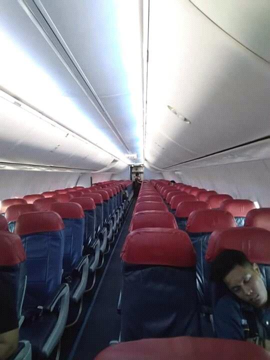Jelang Hari Raya, Taubat Naik Lion Air