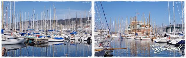 Yachthafen Triest