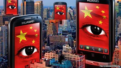 Huawei Mata-Mata