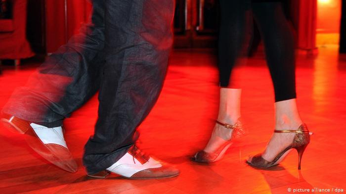 Berdansa Tango di Helsinki