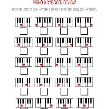 FreebiesThe Plucky Pianista: Freebies